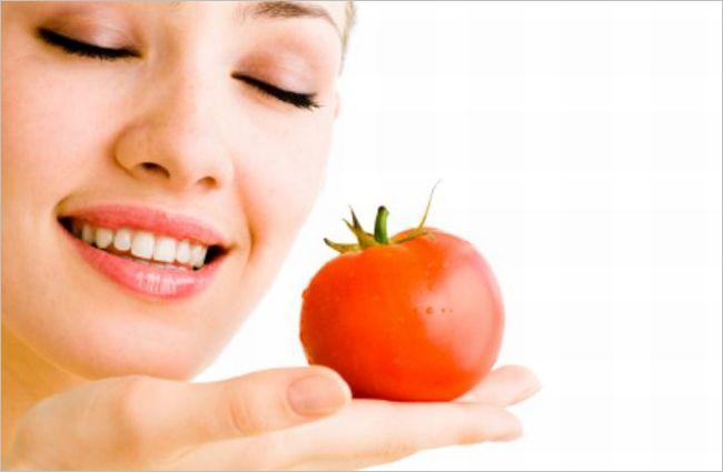 トマトの美肌効果