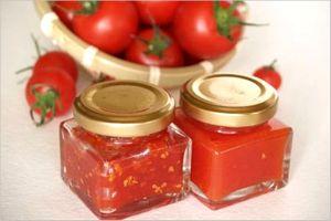 トマトジャム レシピ