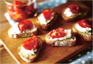 塩トマトのレシピ