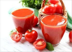 トマトジュース 食前