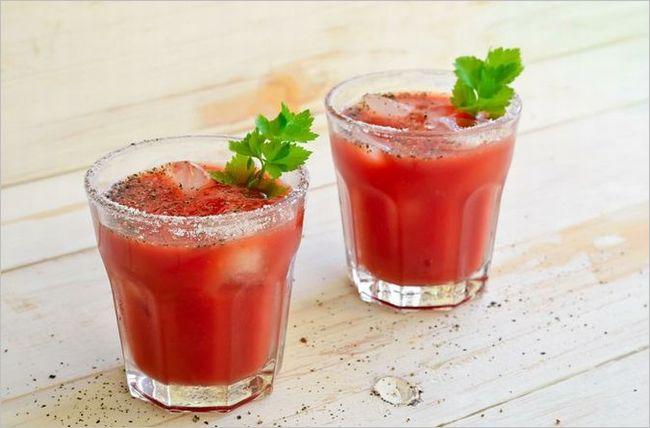 トマトジュースの効能