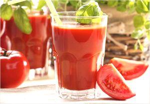 トマトジュースの摂取量