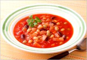 トマトスープの効果