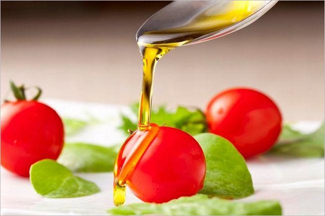 オリーブオイル トマト