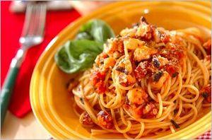 トマトパスタの作り方