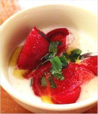 ホットトマトヨーグルトの作り方