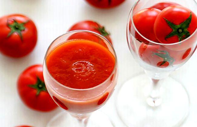 トマトジュース 効果